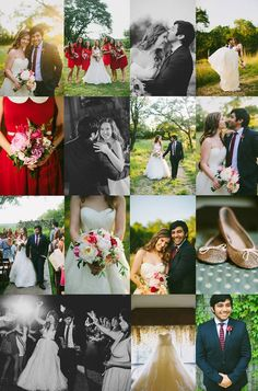 Our wedding! Photographed by Amber Vickery Photography at Vista West Ranch.