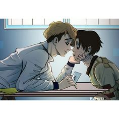 They look like jean and Levi and it's so fucking disturbing!!