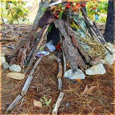 Gnome home build on Belle Isle | fromtheartroom