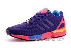wholesale dealer 069ed 708f1 Soldes Nous Avons Dans La Serie FemmeHomme Adidas Originals ZX Flux  Pourpre Orange Noir France Online Dyfh5, Price 70.00 - Adidas Shoes,Adidas  Nmd ...
