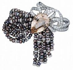 Cartier 如同裁縫服裝般的高級訂製珠寶