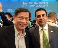 #China Glass April, 2014 - With Frank Fu, Our #DFI GC team member
