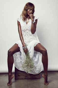 For Love & Lemons' New Dress Collection is Perfect for Summer White Dress Summer, Little White Dresses, Summer Dresses, Boho Beautiful, Beautiful Dresses, Wedding Dress Trends, Wedding Dresses, New Dress Collection, Summer Romance