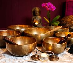 Metal Singing Bowls for Space Clearing, Feng Shui Tips to Attract Good Luck