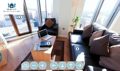 Come relax in this insane flat in #TheCity ! #visualrent