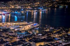 Cityscape by Rune Hansen on 500px