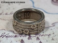 Legend of Zelda Song Ring
