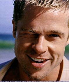 Brad Pitt ~ wink