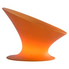 Orange chair from the Thailand International Furniture Fair in 2011