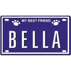 :) my doggies name is bella!
