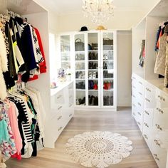 This closet gives me life