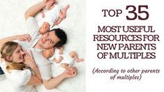 Top 35 Most Useful Resources for New Parents of Multiples — Birthing Confidence (scheduled via http://www.tailwindapp.com?utm_source=pinterest&utm_medium=twpin&utm_content=post33968086&utm_campaign=scheduler_attribution)