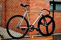 8 Bar bike.