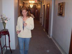 Lesli & Orb @ the Grand Hotel Jerome, Arizona 2009 (2)