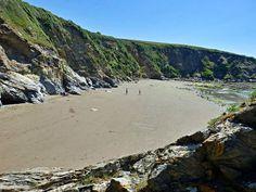 The Secret Cornish Beach : Booley Beach Cornish Beaches, Cornwall Beaches, More Photos, The Locals, Paths, The Good Place, Coastal, The Secret, England