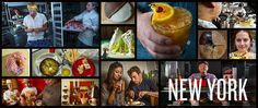 """Tasting Table's new City Guides- their """"ten-city culinary concierge service . .   First up is New York City."""