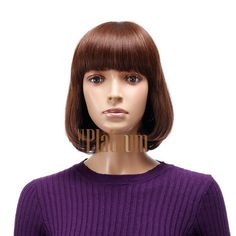 This beautiful #bob style #human #hair #wig from @Vivi Platinum Wig is for you! More detials,please add my whatsapp +8615964264679