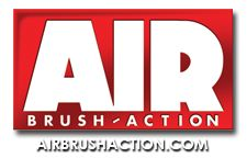 Airbrush Action Magazine features the best in airbrush techniques, airbrushing tips and tricks, airbrush artist profiles. Our airbrush books and DVDs provide training on airbrushing. Join our Airbrush Getaway Workshops.