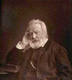 Victor Hugo - I'm starting to suspect he had a constant migraine or something