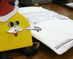②この封筒、このアドレス…そしてわずかにゴソゴソと揺れる封筒…!