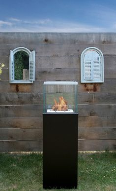 Indoor, outdoor, eco friendly, portable fireplace