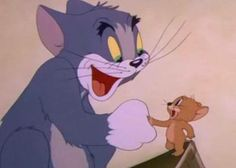 tom and jerry best friends