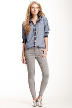 The Looker Ankle Zip Jean  JeanWomen #Pants
