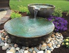 Majestic 23 Best Backyard Landscaping Ideas https://decorisme.co/2018/03/13/23-best-backyard-landscaping-ideas/ You should plan exactly where each landscaping rock needs to be placed for the best fantastic effect. It is simple to create a landscaping rock. #LandscapingIdeas