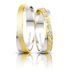 6eacd5406 47 nejlepších obrázků z nástěnky Snubní prsteny Polomio Jewellery ...