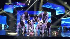 [뮤직뱅크] 4월 1주 1위 GOT 7- Fly 세리머니 Cut
