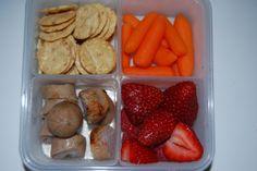 GF lunchbox ideas