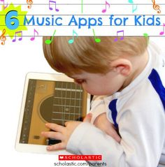 6 apps for making music with your kids.