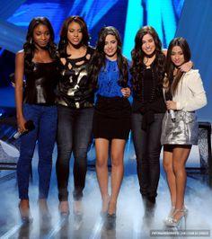 Fifth Harmony | The X Factor 2012