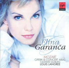 Elina Garanca.  Mozart.