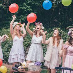 A Midsummer flower crown photoshoot Flower Crown, Fairies, Flower Girl Dresses, Photoshoot, Wedding Dresses, Party, Fashion, Flower Headdress, Bridal Dresses