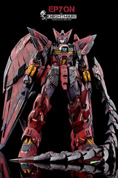 GUNDAM GUY: MG 1/100 OZ-13MS Gundam Epyon - Painted Build