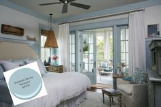 Coastal Blue+Paint+Colors+Coastal+Blue+paint+colors+can+turn+your+home+into+a+relaxing+escape. +Keep+in+mind+there+isn't+one+coastal+blue+paint+color+palette+that+is+perfect+for+any+space.+Every+home+is+unique+with+its+own+lighting+and+surfaces+that+influence+the+wall+colors.+I+always+recommend+to+my+clients+to+start…
