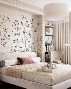 Cozy Bedroom, Bedroom Decor, Bedroom Ideas, Master Bedroom, Whimsical Bedroom, Buy Bedroom Furniture, Pretty Room, Bedroom Styles, Bedroom Makeovers