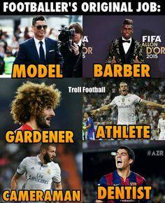 This 😂 funny football jokes, soccer jokes, football troll, football is life , Funny Football Memes, Football Troll, Funny Sports Memes, Football Is Life, Stupid Funny Memes, Funny Relatable Memes, Champions, Burton Snowboards, Kitesurfing