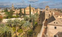 The old Moorish quarter of Córdoba, Andalucía. Photograph: Ken Welsh/Getty Images