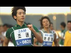 【TVPP】Jo Kwon(2AM) - M 100m Final, 조권(투에이엠) - 남자 100미터 결승 @ 2010 Idol Star Championship - YouTube