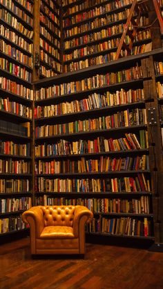 ITAP of the library at Stony Island Art Bank in Chicagoget your own photography kit now Library Room, Dream Library, Photo Library, Home Library Design, House Design, Old Libraries, Bookstores, Library Inspiration, Book Wallpaper