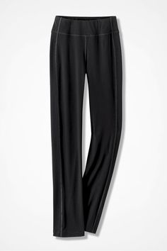 Relax & Rewind Pants, Black