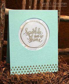 Winter Twinkle Card Kit Blog Hop! Inspiration Heaven! | Simon Says Stamp Blog