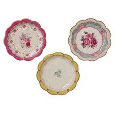 12 Paper Plates 3 design