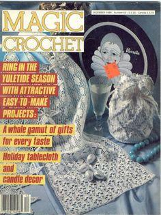 Magic Crochet Nº 45 - Edivana - Álbuns da web do Picasa