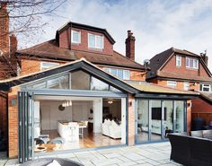If you are looking to add space to your home, a rear extension might be the easiest to accommodate from a planning and spatial point of view. Homebuilding & Renovating shares projects to inspire you