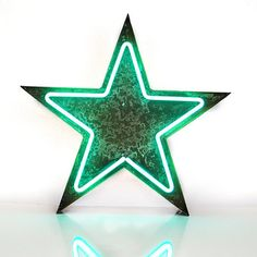 Marquee Light Neon Star, $319, now featured on Fab.