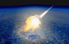 Unidentified Flying Object o Unknown Flying Object: IL METEORITE ESPLOSO SU TUNGUSKA PROVENIVA DA MART...
