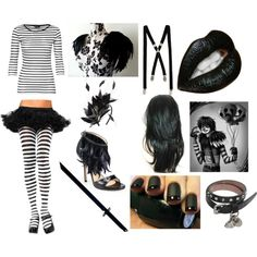 Laughing Jack, created by lexi1218 on Polyvore
